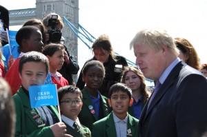 SRS meets Boris Johnson